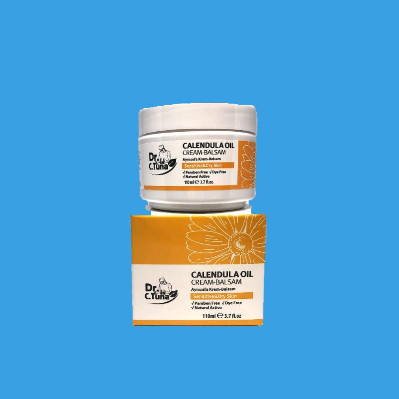 Dr. C Tuna Calendula Cream